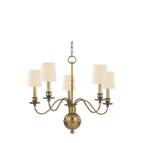 Cohasset 5 Light Chandelier
