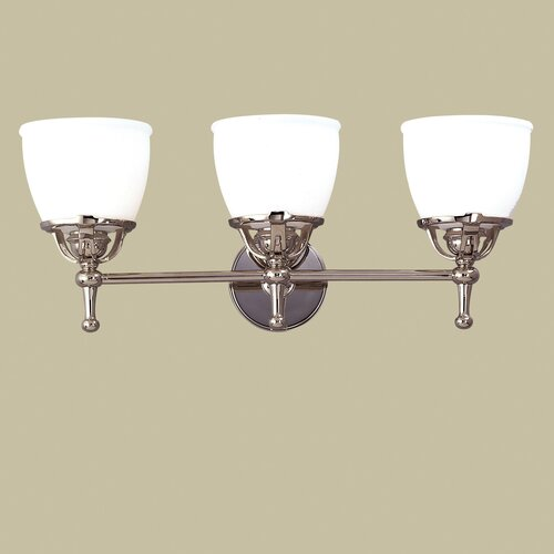 Hudson Valley Lighting Hamilton 3 Light Bath Vanity Light