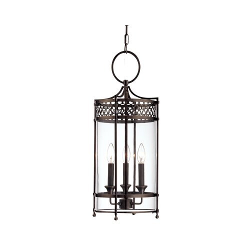 Amelia 3 Light Mini Foyer Pendant