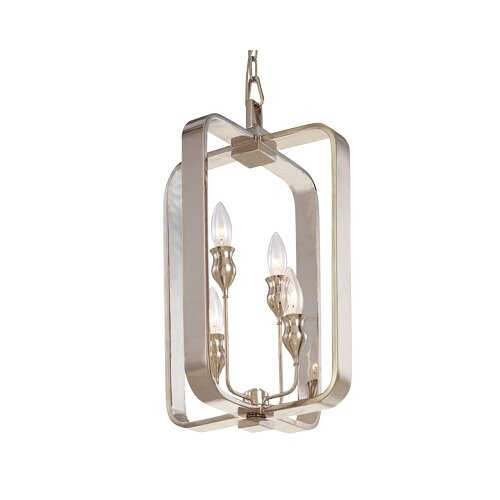 Rumsford 4 Light Foyer Pendant