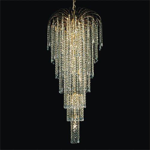 Cascade 9 Light Grand Chandelier