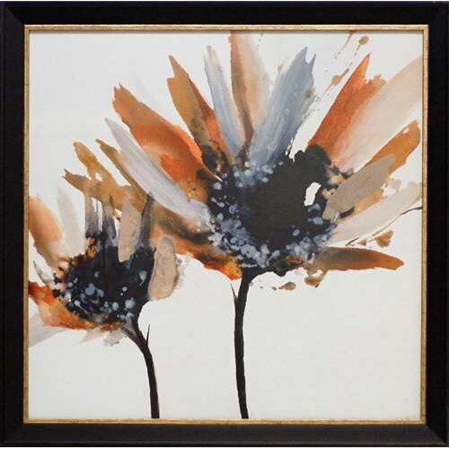 Sepia Bloom II by Lillian Scott Framed Painting Print