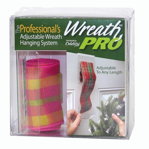 Oddity Inc. Wreath Pro Spring Wreath Hanger