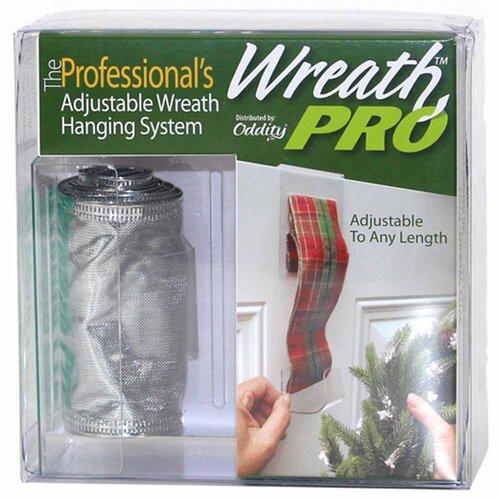 Oddity Inc. Wreath Pro Ribbon Wreath Hanger