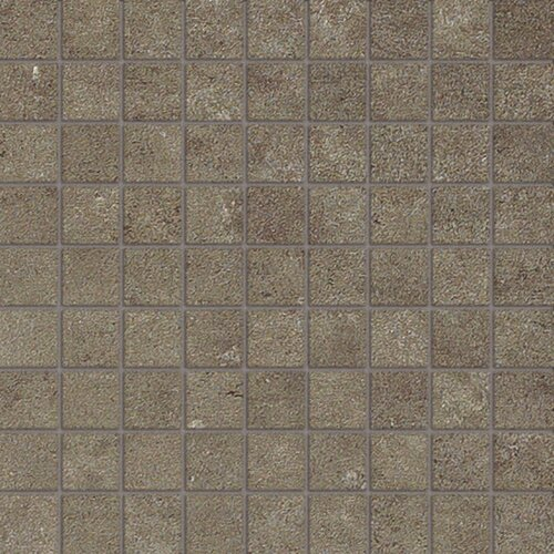 Genesis Loft Matte Mosaic Floor and Wall Tile in Atlantic