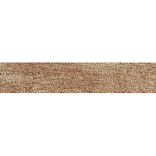 "Samson Tile Barrique 4"" x 20"" Matte Floor Tile in Ocra (Box of 10)"