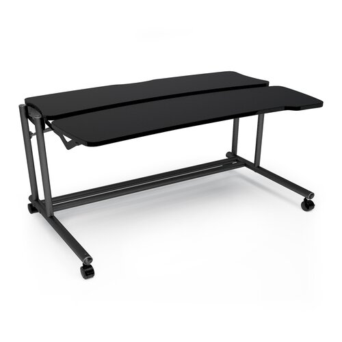 "Anthro Anthro Ergonomic Fit System Adjusta Sit / Stand 59.25"" W x 36.5"" D Workstation Table"