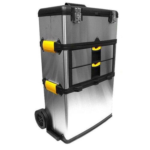 Stalwart Massive and Mobile Tool Box
