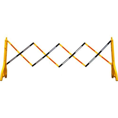 Stalwart Foldable Traffic Barrier - Upto 8' Long
