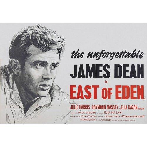East of Eden Framed Vintage Advertisement