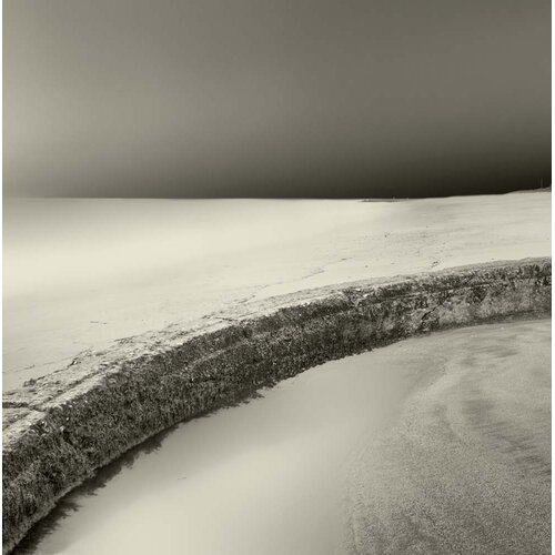 'Two Pools' by Geoffrey Ansel Agrons Photographic Print on Canvas