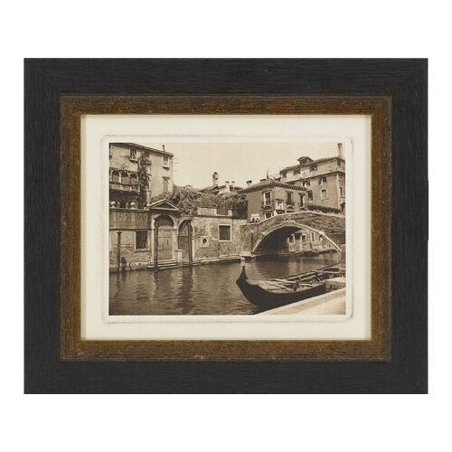 Epic Art Photogravures of Italy VI Framed Photographic Print