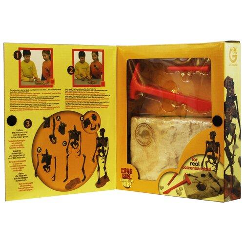 Geo World Cave Girl Excavation Kit