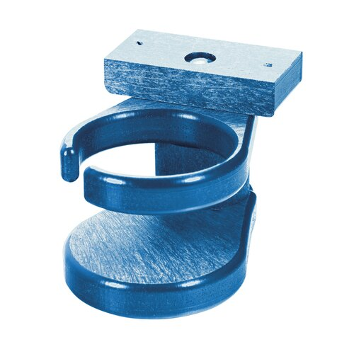 Cr Plastic Products Adirondack Screw On Cup Holder