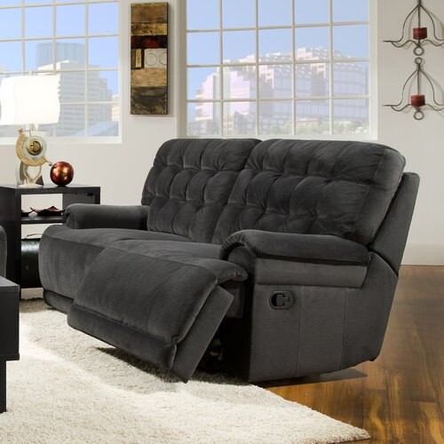 Austin Double Reclining Sofa