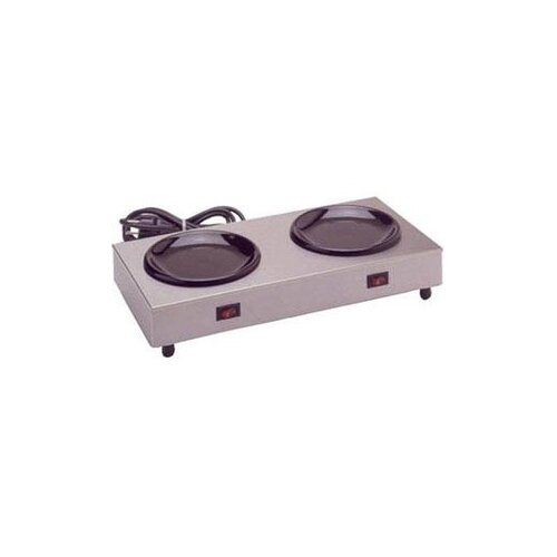 Bloomfield Double Warmer Coffee Hotplate