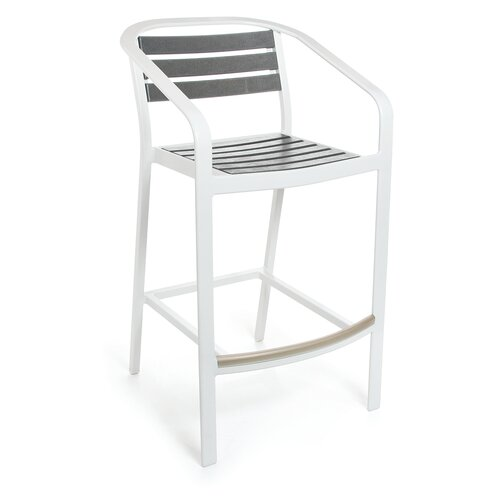 Pavilion Furniture Ecowood Capri Bar Chair
