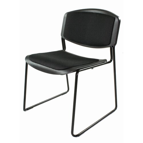 Regency Zeng Stack Chair with Padded Seat and Back