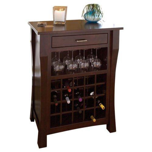 Conrad Grebel Newport 20 Bottle Wine Cabinet