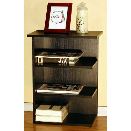 Home Concept Inc Magazine Rack Chairside End Table