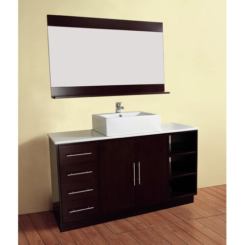 "Evasion 53.5"" Bathroom Vanity Set"