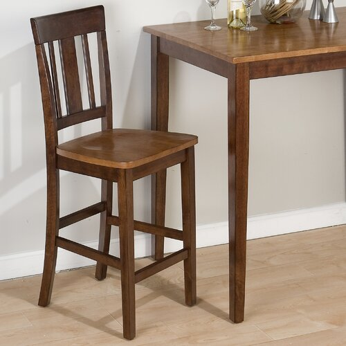 Triple Upright Bar Stool
