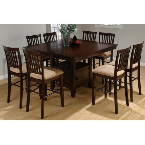 Jofran Mid Town Counter Height Dining Table Reviews Wayfair
