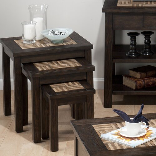 Barkley 3 Piece Nesting Tables