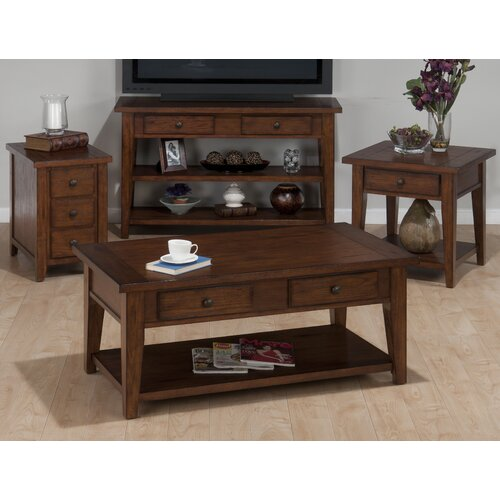 Jofran Clay County Coffee Table