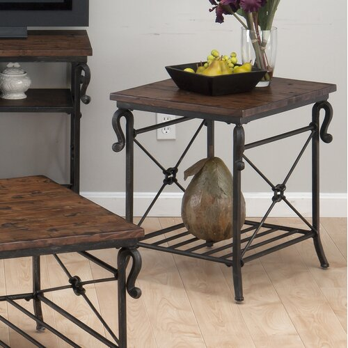 Jofran Rutledge End Table
