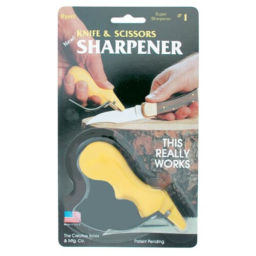 Knife and Scissors Sharpener