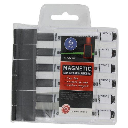 Dry Erase Marker (Pack of 6) (Set of 6)