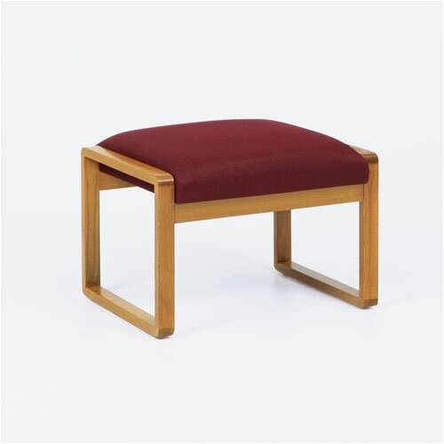 Lesro Contour Solid Wood Bench