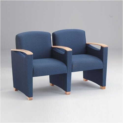 Lesro Somerset Two Seats with Center Arm