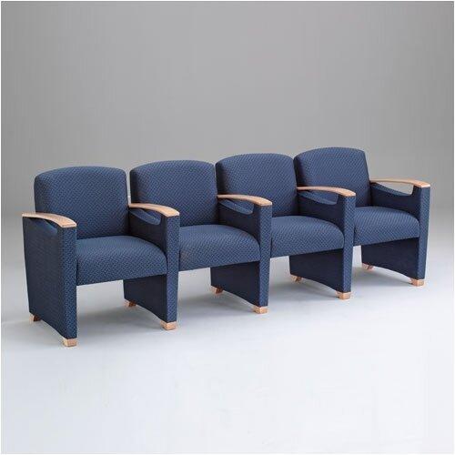 Lesro Somerset Four Seats with Center Arm