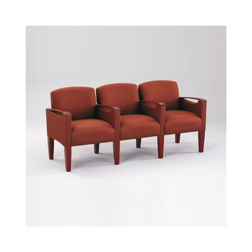 Lesro Brewster Three Seats with Center Arm