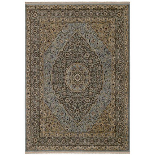 Tommy Bahama Rugs Home Nylon Vintage Blue Royal Retreat Rug