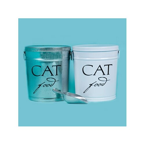 Harry Barker Cat Food Storage Can