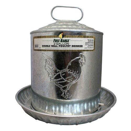 Allied Precision Industries Heated Chicken Waterer Reviews Wayfair