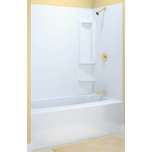 Swanstone Shower Bases And Walls Wayfair