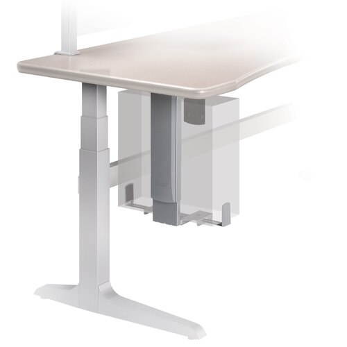 Workrite Ergonomics Ergonomics 920 CPU Holder in Silver