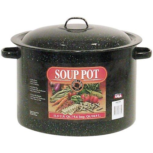 11.5-qt. Stock Pot with Lid
