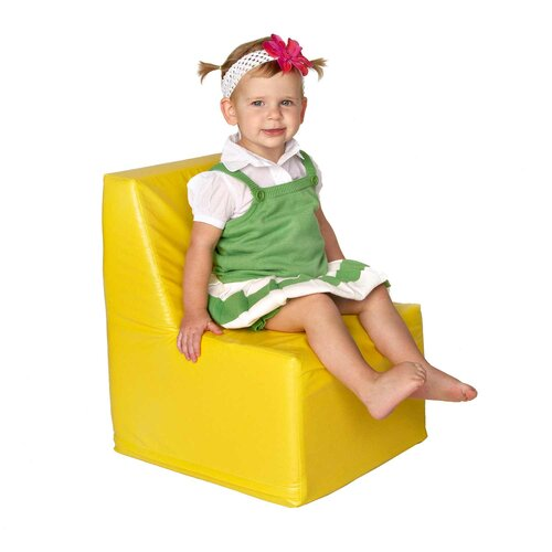Straight Back Kids Novelty Chair