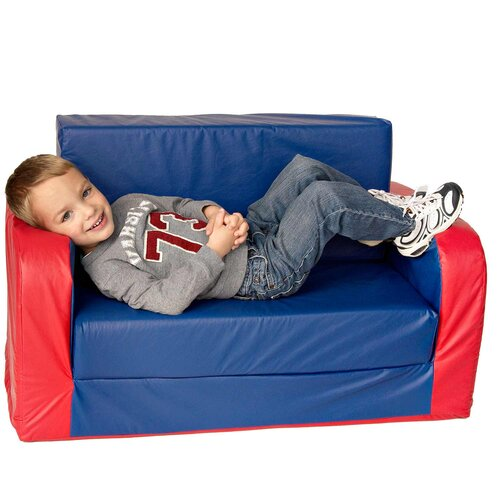 Pullout Kids Sofa