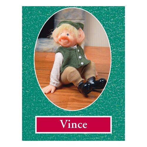 Zim's The Elves Themselves Vince