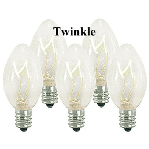 5W Light Bulb (Pack of 25)