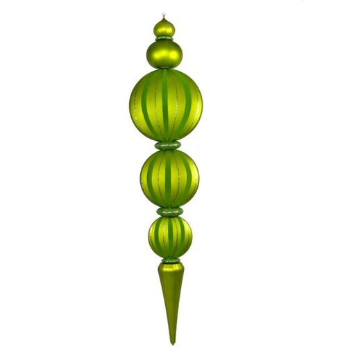 Queens of Christmas Finial Ornament