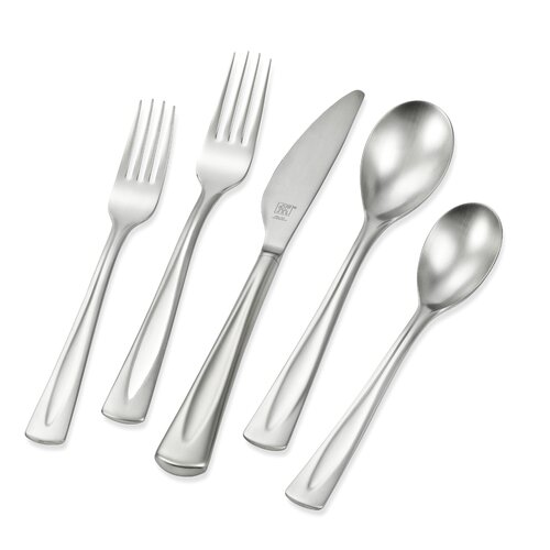 42 Piece Bellisimo Flatware Set