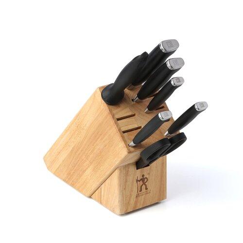 Twin Four Star II 8 Piece Cutlery Block Set