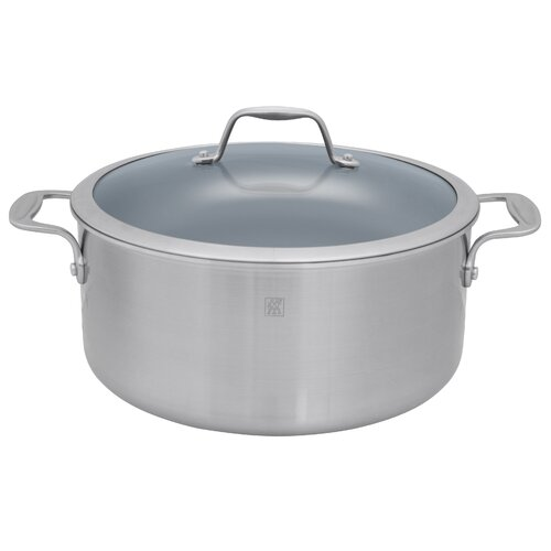 Spirit 8qt Nonstick Round Dutch Oven